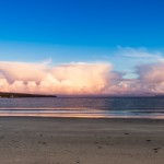Thurso Beach at sunrise