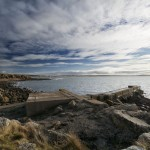 Dwarwick Pier and Dunnet Bay